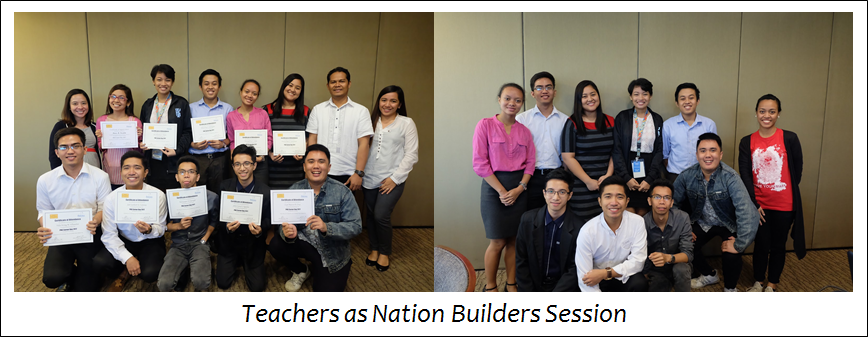 Teachers As Nation Builders